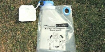 Gear Review: The SolarBag Water Purifier