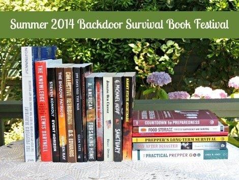 Summer 2014 Book Festival: Day After Disaster   Backdoor Survival