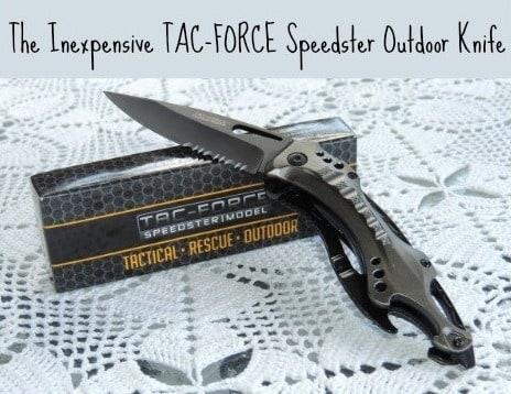 Tac Force Knife