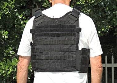 infidel body armor comfy