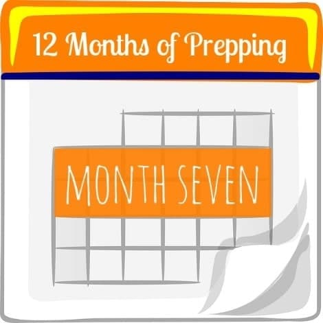 12 Months of Prepping Month 7 - Backdoor Survival