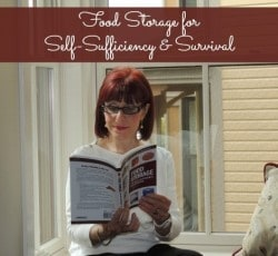 Summer 2014 Book Festival: Food Storage for Self-Sufficiency