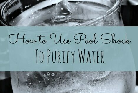 How to Use Pool Shock to Purify Water