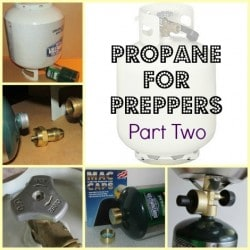 Propane for Preppers – Part Two