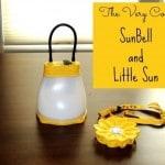 Summer Survival Blast: SunBell and Little Sun Solar Lamps
