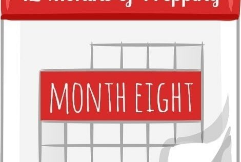 12 Months of Prepping: Month Eight