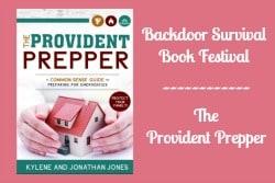 Summer 2014 Book Festival: The Provident Prepper
