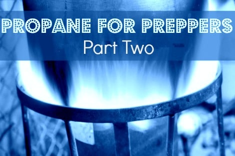 Propane For Preppers