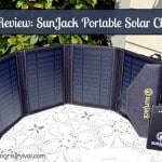 Gear Review: SunJack Portable Solar Charger