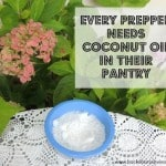 Every Prepper Needs Coconut Oil in Their Pantry