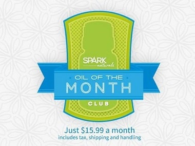 Spark Naturals Oil of the Month Club - Backdoor Survival