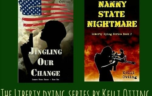Summer/Fall 2014 Book Festival: The Liberty Dying Series