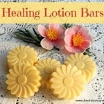 Make Your Own Healing Lotion Bars