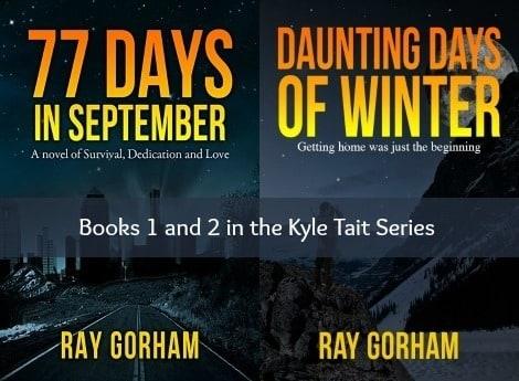 Ray Gorham Kyle Tait Series