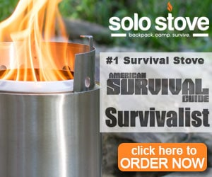 Solo Stove Backdoor Survival