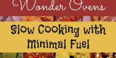 Slow Cooking with the Amazing Wonder Oven