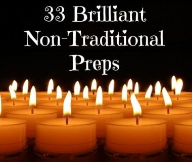 33 Brilliant Non-Traditional Preps