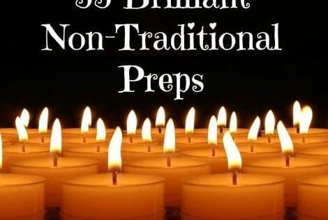 33 Brilliant Non-Traditional Preps