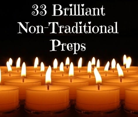 33 Brilliant Non Traditional Preps