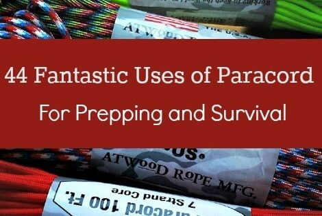 44 Fantastic Uses of Paracord for Prepping and Survival [UPDATE: Now 60+ Ways]