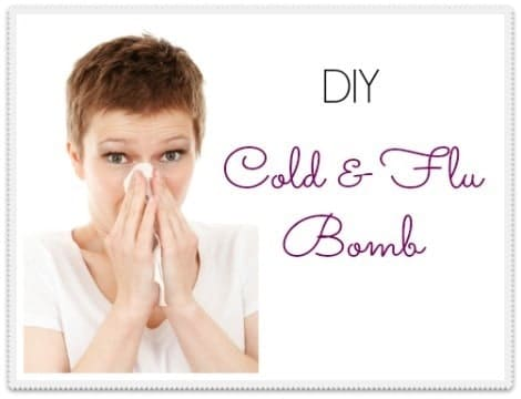 Stay Healthy with the DIY Cold and Flu Bomb | Backdoor Survival