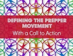 Define the Prepper Movement With A Call Action