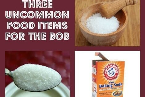 Fast Track Prep Tip #12: Three Uncommon Food Items for the BOB