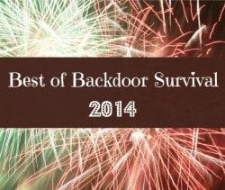Best of Backdoor Survival 2014