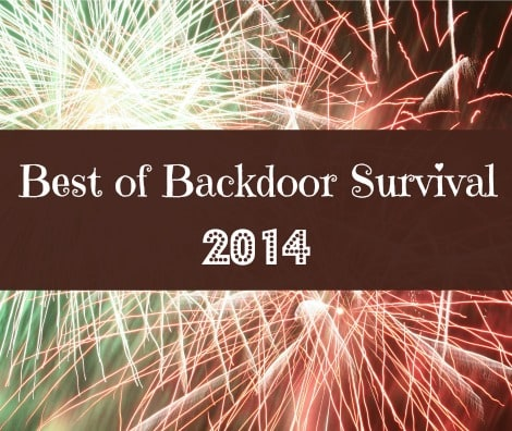 The Best Prepping Articles of 2014 from Backdoor Survival