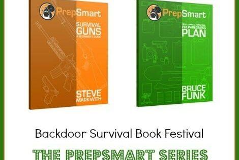 BDS Book Festival 7: The PrepSmart Series from Prepper Press