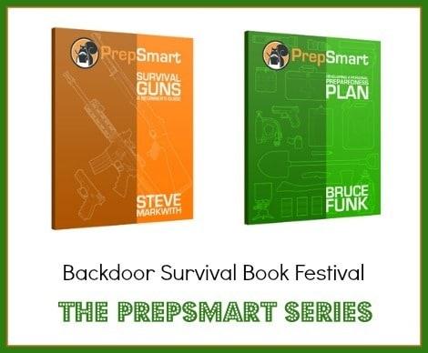 Backdoor Survival Book Festival: The PrepSmart Series from Prepper Press
