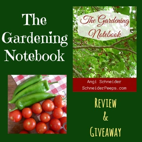 The Gardening Notebook - Backdoor Survival