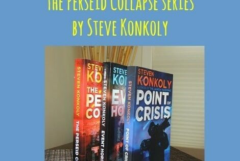 BDS Book Festival 7: The Perseid Collapse Series