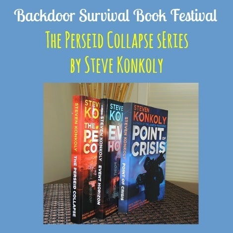 The Perseid Collapse Series by Steve Konkoly - Backdoor Survival