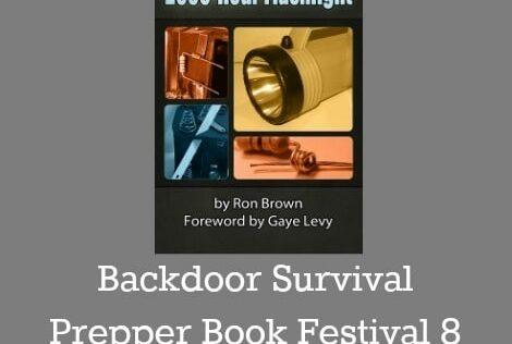 Prepper Book Festival 8: The New 2000 Hour Flashlight
