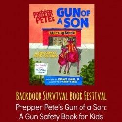 BDS Book Festival 7: Prepper Pete's Gun of a Son