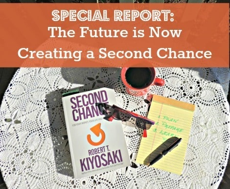 The Future is Now: Creating a Second Chance - Backdoor Survival