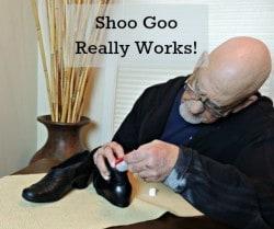 Shoo Goo Really Works - Backdoor Survival