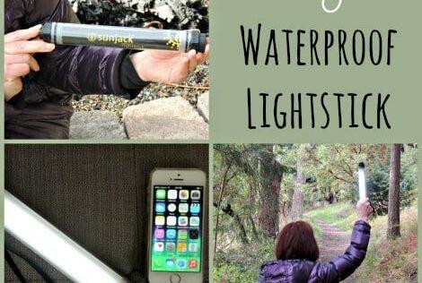 Gear Review: SunJack Waterproof Lightstick