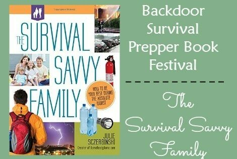 Prepper Book Festival 8: The Survival Savvy Family