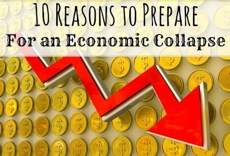 10 Reasons to Prepare for an Economic Collapse