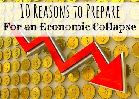 10 Reasons to Prepare for Economic Collapse | Backdoor Survival