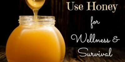 20 Ways to Use Honey for Wellness and Survival