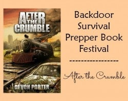 After the Crumble Interview & Giveaway - Backdoor Survival