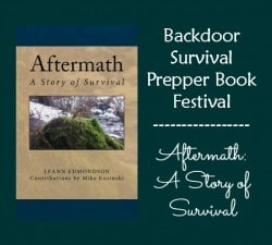 Aftermath A Story of Survival Giveaway - Backdoor Survival