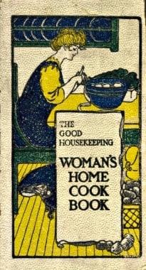 Good Housekeeping Womans Home Cookbook - Backdoor Survival
