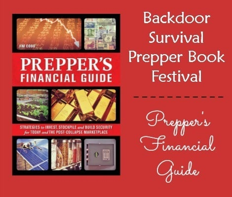 Preppers Financial Guide by Jim Cobb - Backdoor Survival