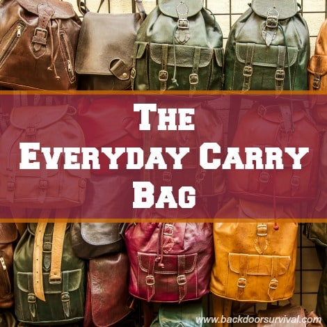 Every Day Carry Bag - Backdoor Survival