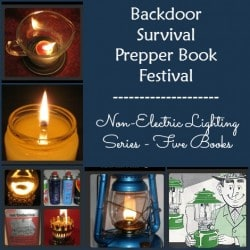 Prepper Book Festival 8: Ron Brown and The Non Electric Lighting Series
