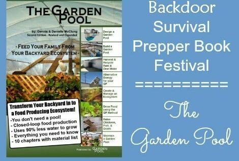 Prepper Book Festival 8: The Garden Pool